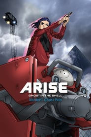 Ghost in the Shell Arise – Border 1: Ghost Pain